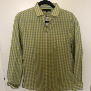 Nordstrom Report Collection Button Down Boys Sz 18